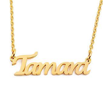 KL Kigu Tamara - Women's necklace with customizable name