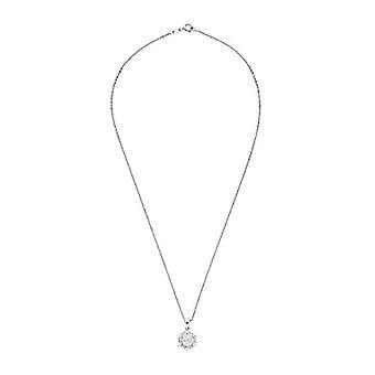 Liebe Halskette mit Anhänger für Frauen, Sterling Silber 925, mit Zirkonen(16)