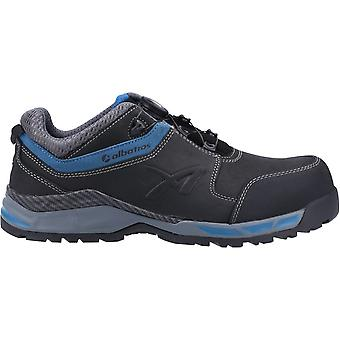 Albatros Mens Tofane Low S3 Leather Safety Trainers