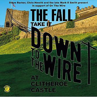 Fallet – Ta det ned til ledningen på Clitheroe Castle Vinyl