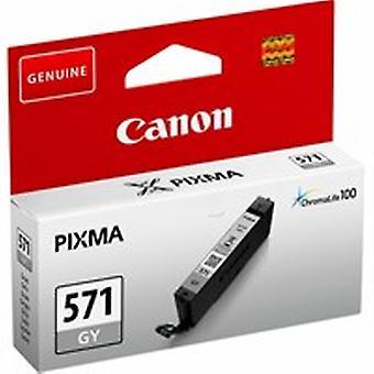 Canon 0389C001 (571 GY) Cartuccia d'inchiostro grigia, 780 pagine, 7ml