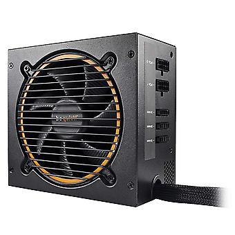 Maradj csendben! 700W Pure Power 11 CM TÁPEGYSÉG, Félig moduláris, Puska csapágy ventilátor, 80 Gold, Cont. Power