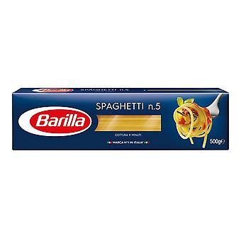 Spagetti Barilla Nº5 (500 g)