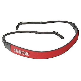 Op/tech usa 1602252 fashion strap - 3/8-inch (red)
