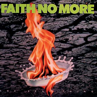 Faith No More - The Real Thing Yellow Vinyl