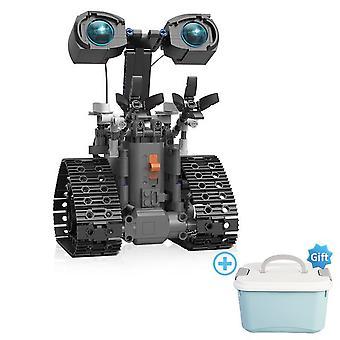 427Pcs كتل التقنية الإبداعية بناء الكهربائية RC الروبوت الطوب التحكم عن بعد ألعاب تعليمية ذكية للأطفال هدية
