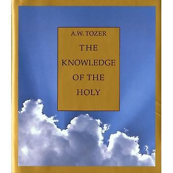معرفة المقدسة من قبل A W توزر
