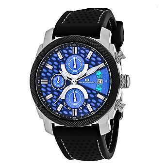 Oceanaut Men's Kryptonite Blue Dial Watch - OC2320