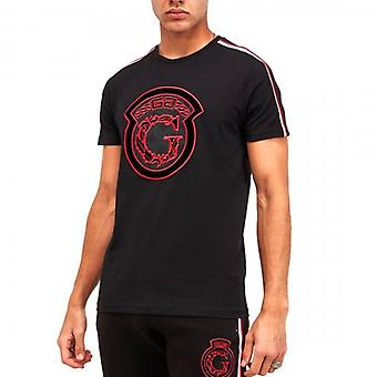 Glorious Gangsta Raylow Black Stretch T-shirt