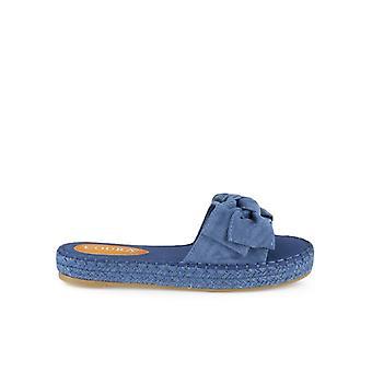Sandales Zian 109089 Couleur Bleue