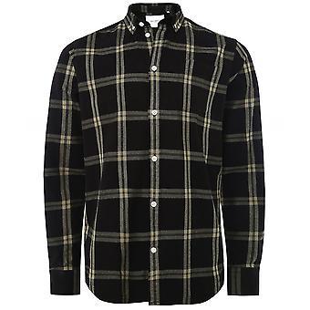 Les Deux Jasper Cotton Check Shirt