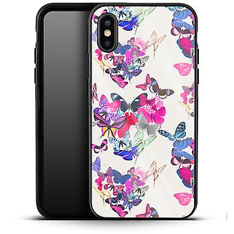 Butterfly Love by caseable Designs Luxury Phone Case Apple iPhone XS Max