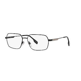 Burberry BE1356 1007 Mattschwarze Brille