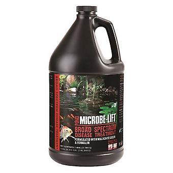 Microbe Lift Broad Spectrum Disease Treatment - 1 gallon