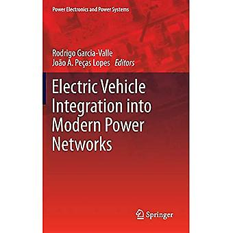 Electric Vehicle Integration into Modern Power Networks (Power Electronics and Power Systems)