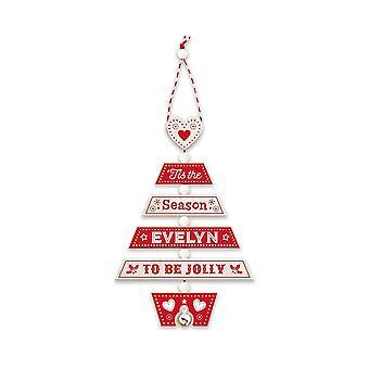 التاريخ وهيرالدري عيد الميلاد شجرة الديكور - إيفلين 269800290 اليد الخشبية وضعت