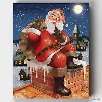 סנטה קלאוס מגיע