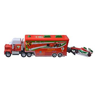 Cars 3 1:55 Toy Diecast Metal Alloy Model Car Toys  No.1 Red Truck