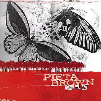 Pieta Brown - One & All [Vinyl] USA import