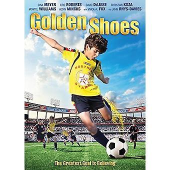 Gyllene skor [DVD] USA import