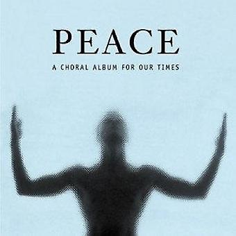 Handel/Haydn - Peace: A Choral Album for Our Times [CD] USA import