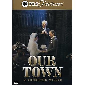 Unsere Stadt [DVD] USA importieren