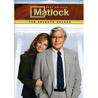 Matlock - Matlock: Importar de Estados Unidos [DVD] temporada 7