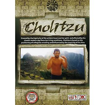 Cholitzu-Muay Thai-Jiu Jitsu-Vale Tudo [DVD] USA import