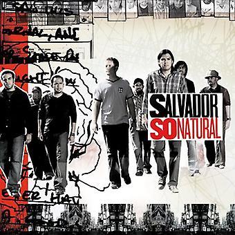 Salvador - So Natural [CD] USA import