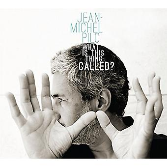 Jean-Michel Pilc - What Is This Thing Called? [CD] USA import