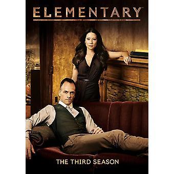 Elementära: Tredje säsongen [DVD] USA import