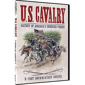 History of the Us Cavalry: 5 Part Docu-Series [DVD] USA import