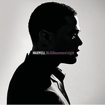 マクスウェル - Blacksummers'Night [CD] アメリカ インポートします。