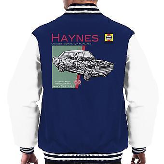 Haynes Owners Workshop Manual 0093 Vauxhall Viva Men's Varsity Jacket