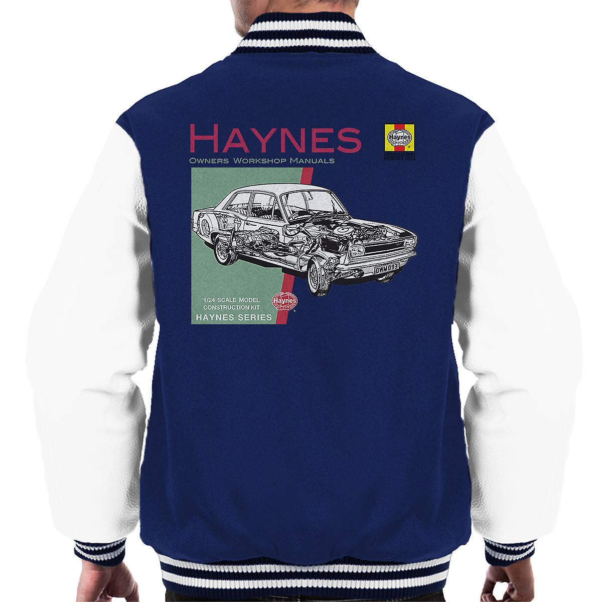 Haynes eiere Workshop manuell 0093 Vauxhall Viva menn Varsity jakke