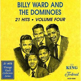 Ward, Billy, & Dominoes - 21 Hits [CD] USA import