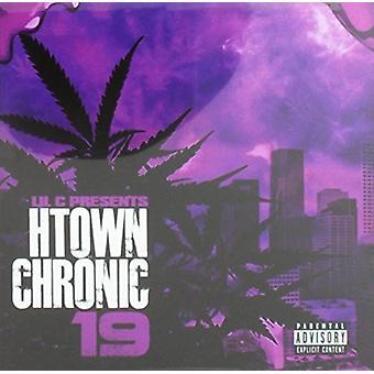 Lil C - H-Town Chronic 19 [CD] USA import