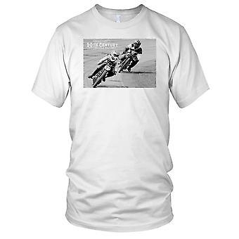 Klassisk motorsykkel motorsykkel Biker B&W damer T skjorte