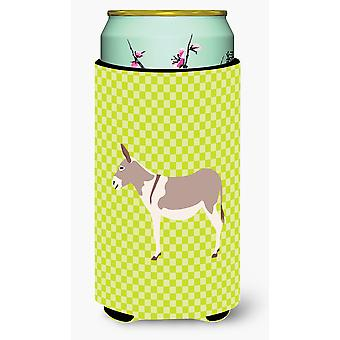 Australian Teamster Donkey Green Tall Boy Beverage Insulator Hugger