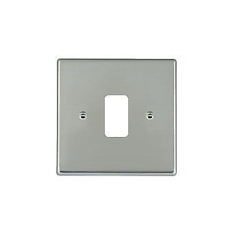 Hamilton Litestat Hartland Bright Stainless Chrome 1g Apert Gridfix Plate+Grid