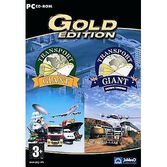 Transport Giant Gold (PC) - Neu