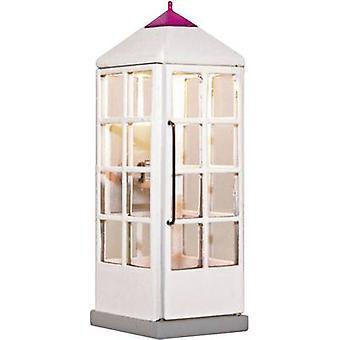 Viessmann 1372 HO Telekom telephone box Scale model