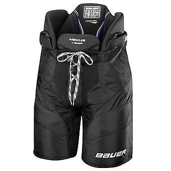 Bauer Nexus N9000 bukser Junior L blå