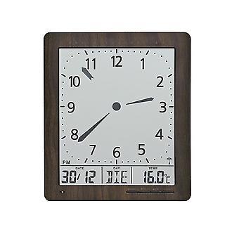reloj de pared digital radio AMS - 5893