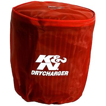 K&N RX-3810DR Red DryCharger Air Filter Wrap