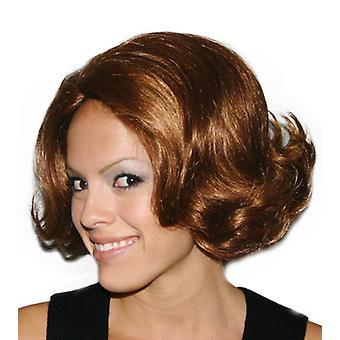 Fashion women short wavy Leslie wig