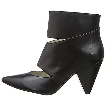 Plomo Womens Irina Leather Pointed Toe Ankle Fashion Boots