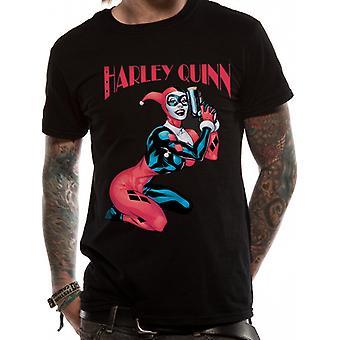 Batman - Harley Quinn Gun (Unisex)  T-Shirt