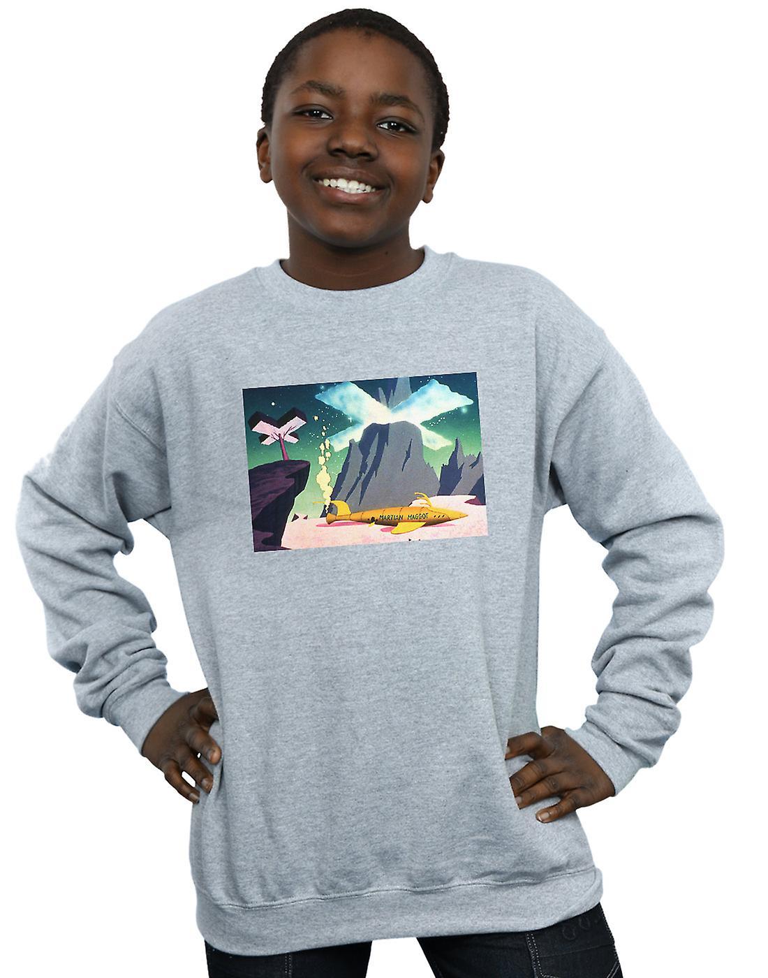 Looney Tunes Boys Martian Maggot Sweatshirt
