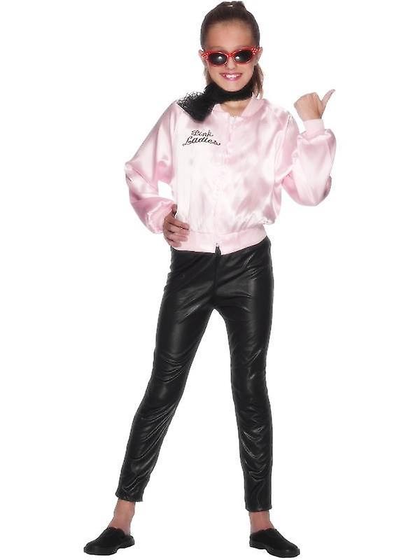 Pink Lady Jacket, Large Age 9-12